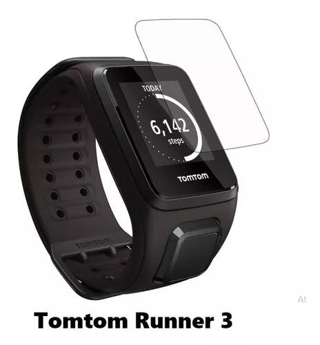 2x Peliculas Silicone Savvies Monitores Tomtom Runner 3