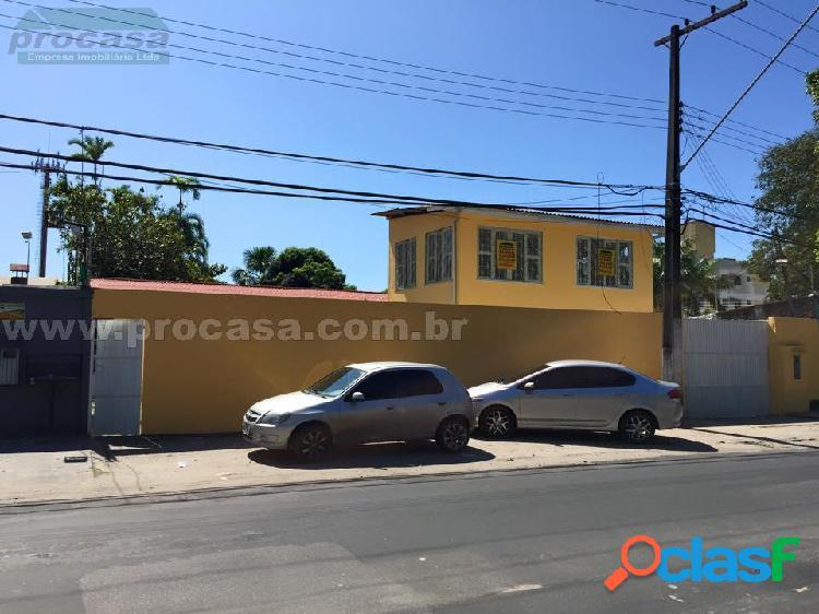 Aluga Casa Comercial na Av Principal Rua Marques de