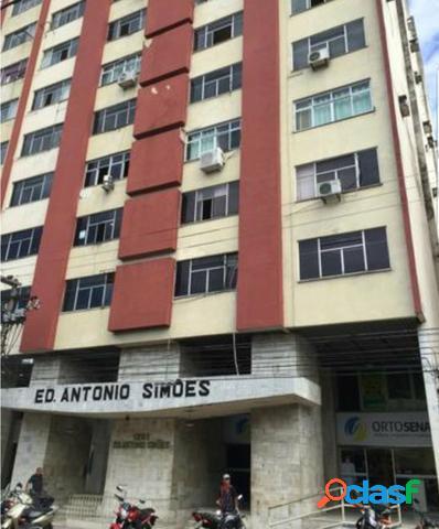Alugo Linda Sala Comercial no Edificio Antonio Simoes.