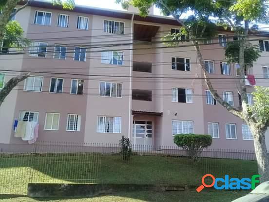 Apartamento de Andar com 2 dormitórios no Alto Boqueirão
