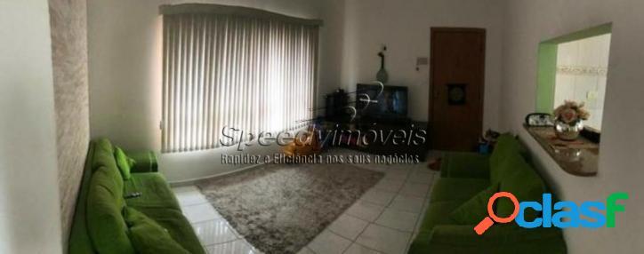 Apartamento em Santos 2 dormitórios, 1 vaga demarcada.