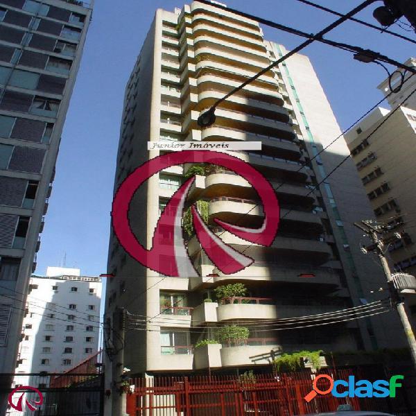 Apartamento padrão na Alameda Franca, o seu novo endereço