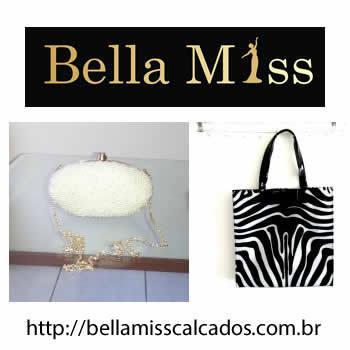 BELLA MISS BOUTIQUE ONLINE - Sapatos e acessórios femininos