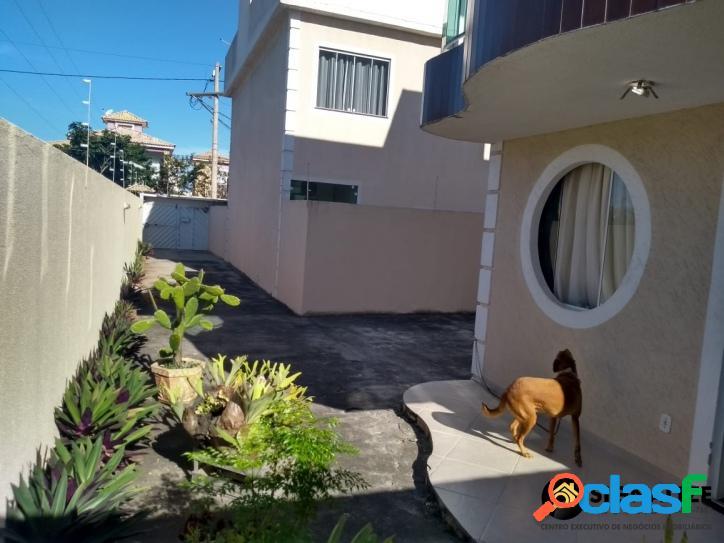 CASA TRIPLEX 3 QUARTOS NOVO PORTINHO CABO FRIO RJ