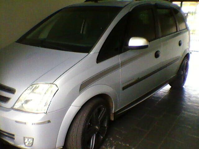 Chevrolet Meriva em Londrina - Sanfercar