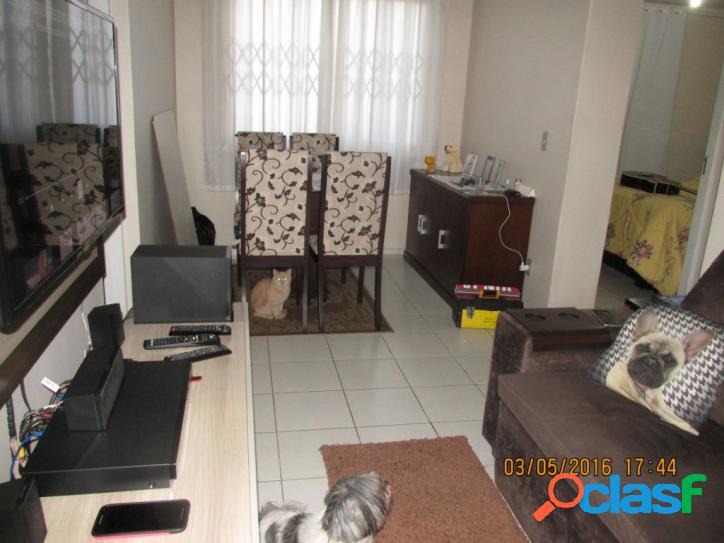 Excelente apartamento no Conjunto Residencial Verona - CIC