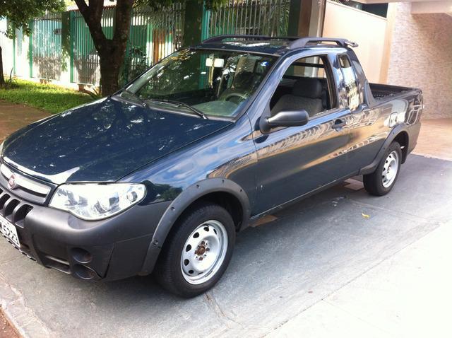 Fiat Strada CE Fire Flex 2010/11