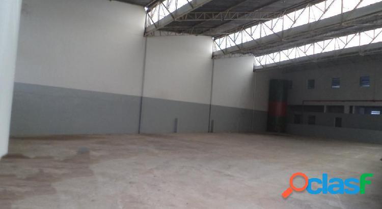 Galpão - Aluguel - Diadema - SP - canhema
