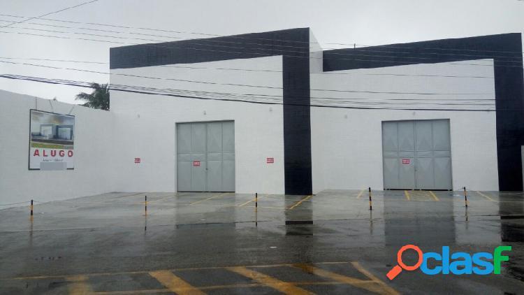 Galpão - Locação - BARRA DOS COQUEIROS - SE - REGIAO DA