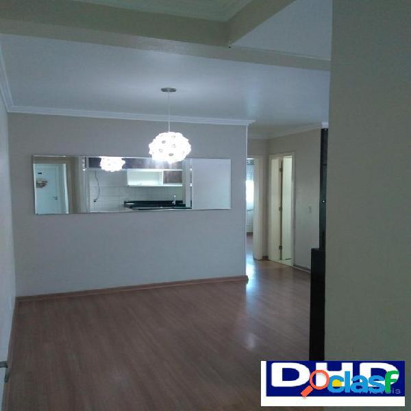Lindo apartamento 02 dormitórios semi mobiliado