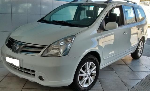 Nissan Livina ivina SL 7 Lugares Automatica Top da Categoria