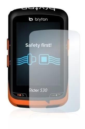 Película Protetora Savvies® Para Bryton Rider 530