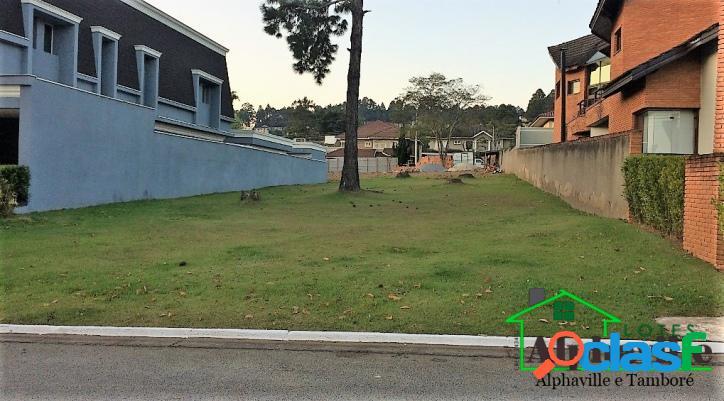 Residencial 10 Alphaville: Terreno plano à venda