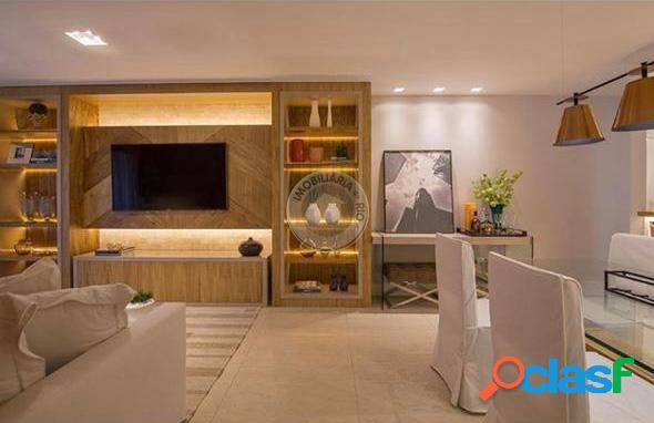 Saint Martin - 132 m², sol da manha, peninsula, 3 suites