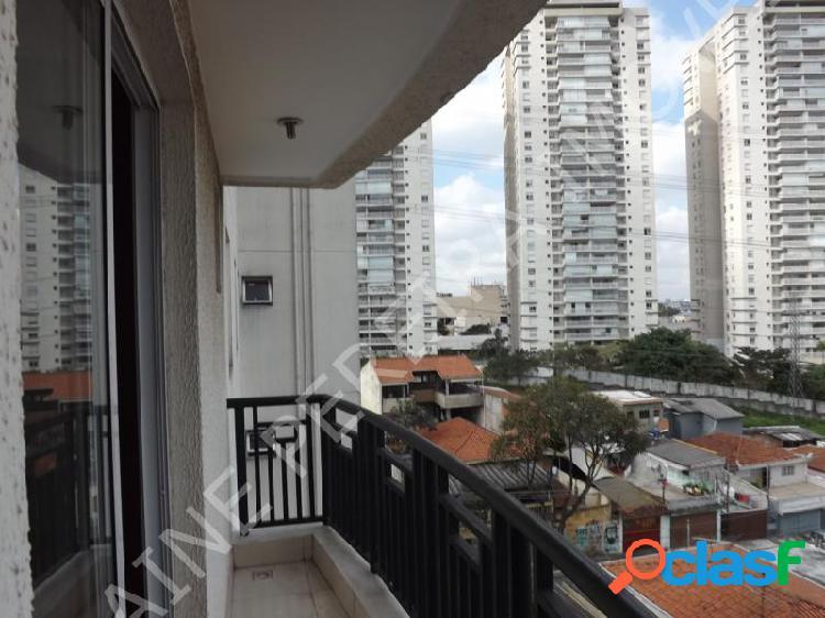 Santorini - Apartamento com 2 dorms em São Paulo - Vila