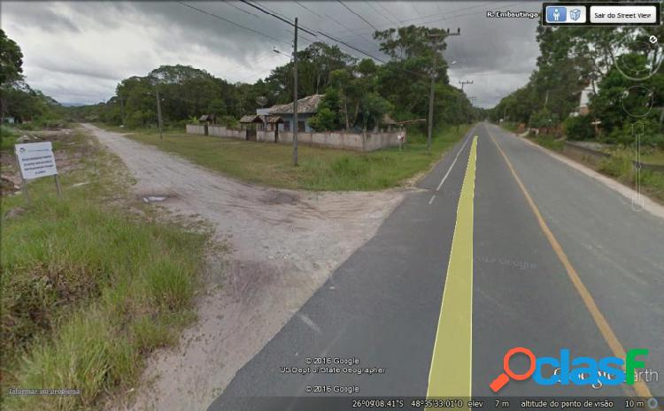 Terreno - Terreno - Itapoá - SC - Rosa dos ventos