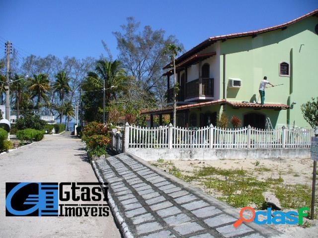Terreno de 450 m² em condomínio fechado com praia