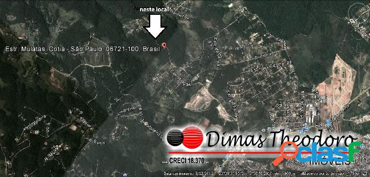 Vende área de 29.740,08 m² Cotia SP.