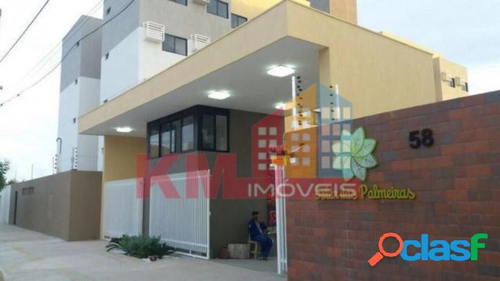 Vende-se Apartamento no Solar das Palmeiras