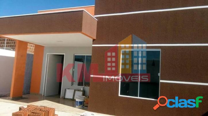 Vende-se Excelente Casa no Santa Delmira pelo MCMV
