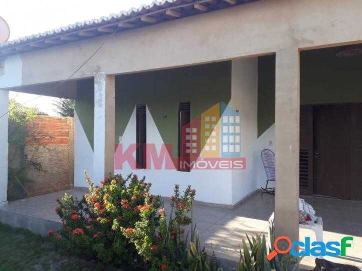 Vende-se excelente Casa na Praia de Tibau
