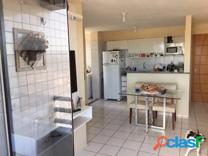Vende-se excelente apartamento no residencial Antonio do