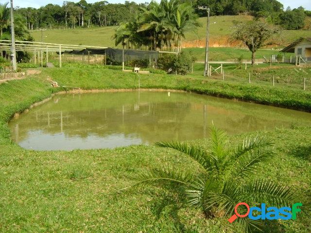 Vende-se sítio no Santa Cruz no São João do Itaperiú