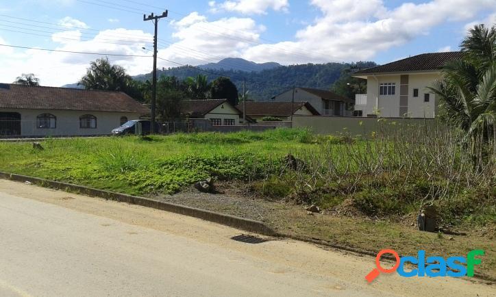 Vende-se terreno em Jaraguá do sul SC