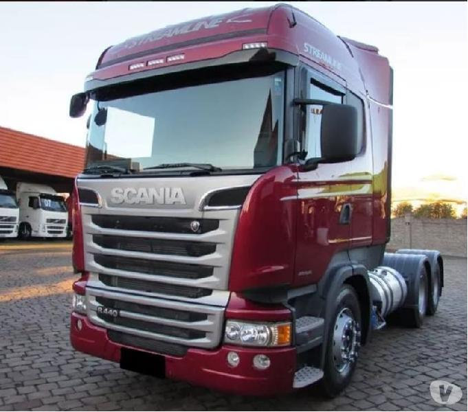 Vendo Caminhão Scania Volvo Ford Mercedes
