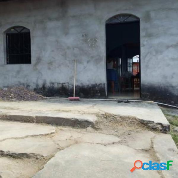 Vendo Casa de 2 Quartos em Terra nova. Manaus, Amazonas. AM.