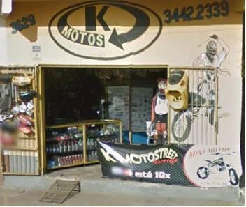 Vendo Moto Peças e Oficina de Moto Completa