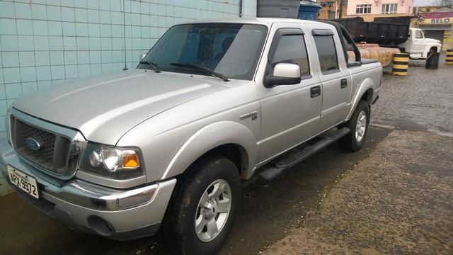 Vendo Ranger Xlt 2.3 Ano 2008/2008 Gasolina Dupla Completa