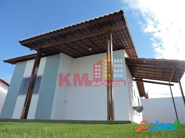 Vendo casa pelo MCMV no bairro que mais cresce em Mossoró