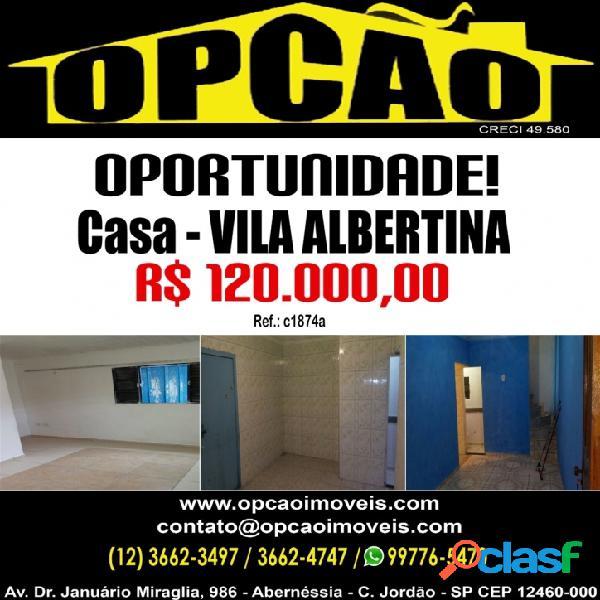 Vila Albertina - Casa com 03 dormitórios