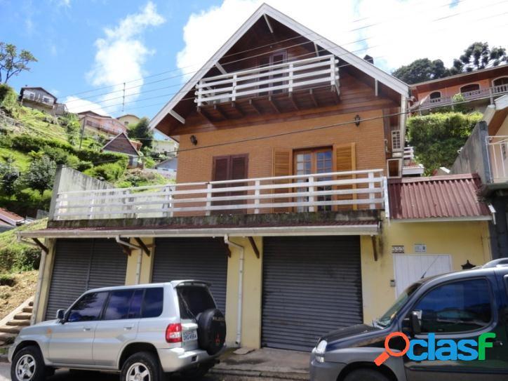 Vila Fracalanza - Casa principal c/ 03 Dormitórios