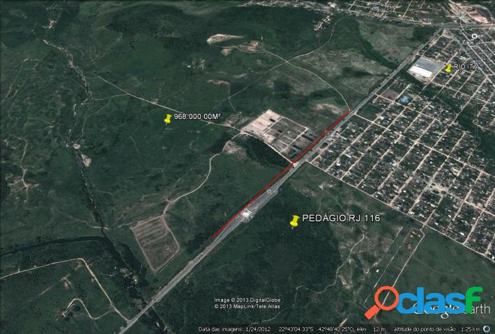 Área - Venda - ITABORAI - RJ - Proximo da Comperj