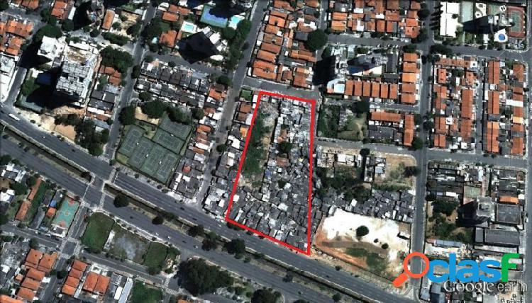 Área - Venda - SAO PAULO - SP - Campo Belo