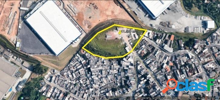 Área de terreno para locação - Guarulhos