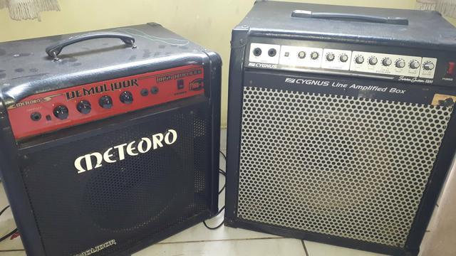 Amplificador De Baixo - Meteoro Demolidor - Fwb-50