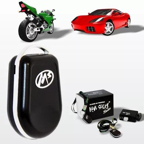 Bloqueador Automotivo De Presença - Carro E Moto - New