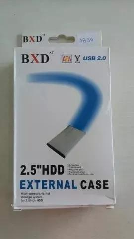 Case Hd Externo Hdd 2.5 Ssd Usb 2.0