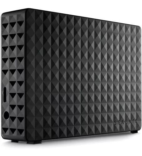 Case Para Hd 3,5 Pc Computador Seagate Externo Sata Usb 3.0