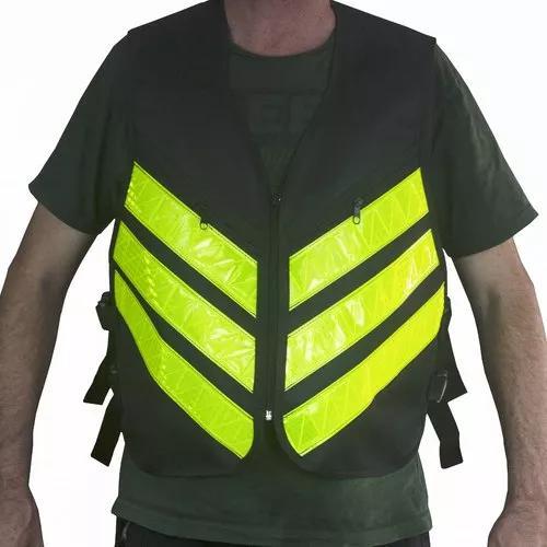 Colete Refletivo Para Moto Táxi Motoboy Moto Frete