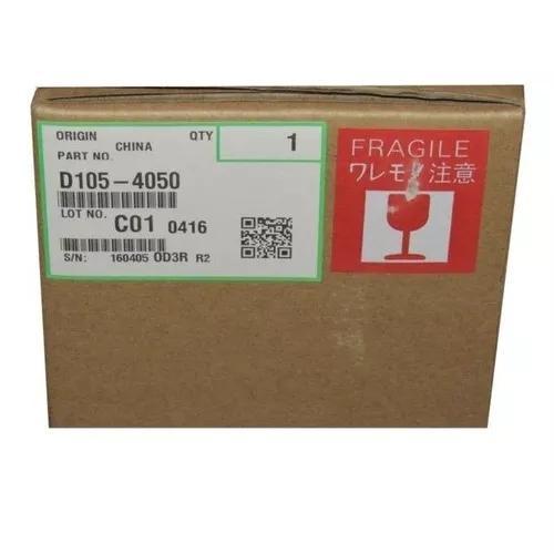 D105-4050 Rolo Fusão Ricoh Mp C2051 C2551 D105-4050