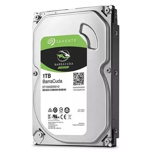 Hd 1tb Sata 3,5 Seagate 1 Tb Interno Barracuda St1000dm010