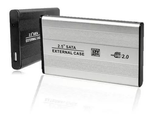 Hd Externo 250gb Sata - Case De Bolso - Frete Grátis Barato
