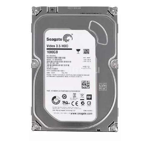 Hd Interno Seagate 1tb Video 3.5 Sata Pc, Dvr Entre Outros