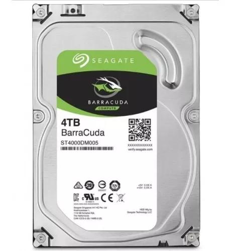 Hd Interno Seagate Sata 4 Tera 64mb 5400rpm Barracuda