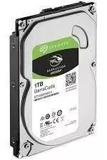 Hd Sata3 1tb Seagate Barracuda 7200