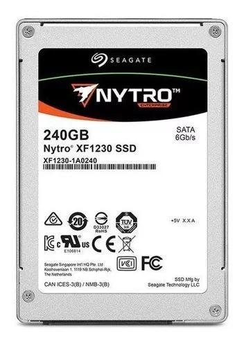 Hd Ssd Server 240gb Seagate Enterprise Sata 3 Xa240le10003